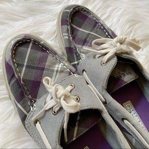 Sperry Top-sider | women's purple boat shoes